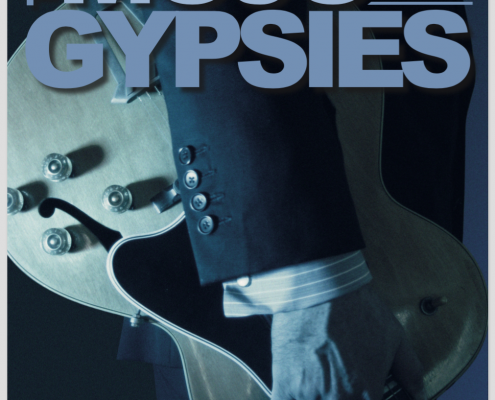 Mojo Gypsies poster, version 1