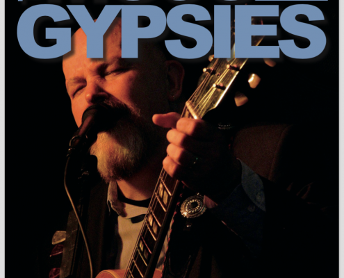 Mojo Gypsies poster, version 2