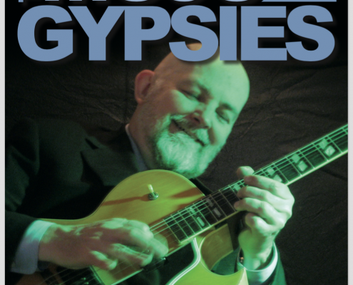 Mojo Gypsies poster, version 3