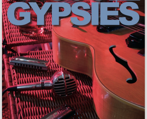 Mojo Gypsies poster, version 4