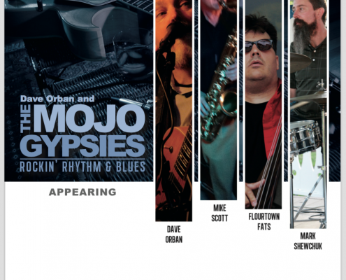 Mojo Gypsies poster, version 5