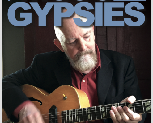Mojo Gypsies poster, version 6